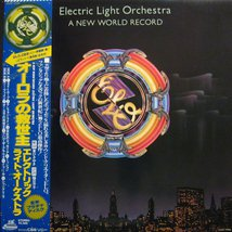 Виниловая пластинка Electric Light Orchestra - A New World Record