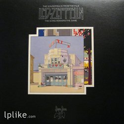 Виниловая пластинка Led Zeppelin - The Soundtrack From The Film The Song Remains The Same