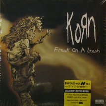 Виниловая пластинка Korn - Freak On A Leash / Freak On A Leash (Lethal Freak Mix)