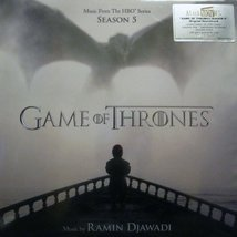 Виниловая пластинка Ramin Djawadi - Game Of Thrones (Music From The HBO Series) Season 5