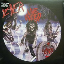 Виниловая пластинка Slayer - Live Undead / Haunting The Chapel