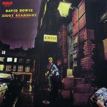 Виниловая пластинка David Bowie - The Rise And Fall Of Ziggy Stardust And The Spiders From Mars