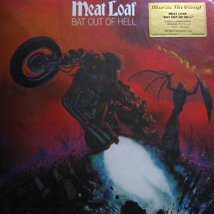 Виниловая пластинка Meat Loaf - Bat Out Of Hell