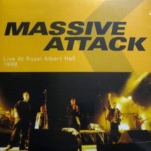 Виниловая пластинка Massive Attack - Live At Royal Albert Hall 1998