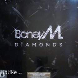 Виниловая пластинка Boney M. - Diamonds (40th Anniversary Edition)