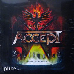 Виниловая пластинка Accept - Stalingrad (Brothers In Death)