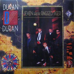 Виниловая пластинка Duran Duran - Seven And The Ragged Tiger