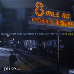 Виниловая пластинка Eminem - Music From And Inspired By The Motion Picture 8 Mile