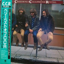 Виниловая пластинка Creedence Clearwater Revival - The Very Best Of C.C.R.