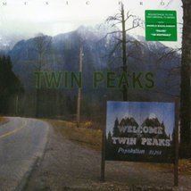 Виниловая пластинка Angelo Badalamenti - Music From Twin Peaks