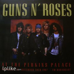 Виниловая пластинка Guns N' Roses - At The Perkins Palace (Pasadena, CA. December 30th 1987 - FM Broadcast)