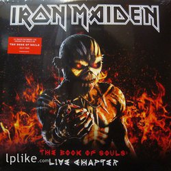 Виниловая пластинка Iron Maiden - The Book Of Souls: Live Chapter