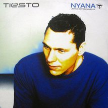 Виниловая пластинка Tiësto - Nyana (Limited Edition Sampler)