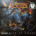 Виниловая пластинка Accept - The Rise Of Chaos
