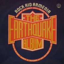 Виниловая пластинка Rock Aid Armenia / Various - The Earthquake Album