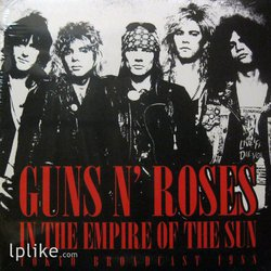Виниловая пластинка Guns N' Roses - In The Empire Of The Sun Tokyo Broadcast 1988