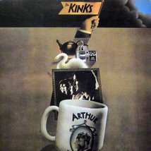 Виниловая пластинка The Kinks - Arthur Or The Decline And Fall Of The British Empire