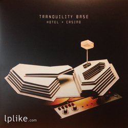 Виниловая пластинка Arctic Monkeys - Tranquility Base Hotel + Casino