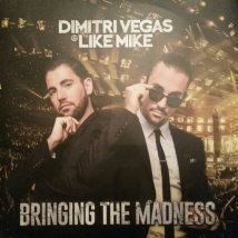 Виниловая пластинка Dimitri Vegas & Like Mike - Bringing The Madness