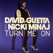 Виниловая пластинка David Guetta Feat. Nicki Minaj - Turn Me On