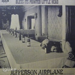 Виниловая пластинка Jefferson Airplane - Bless Its Pointed Little Head