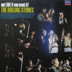 Виниловая пластинка Rolling Stones - Got Live If You Want It!