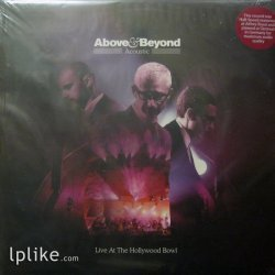 Виниловая пластинка Above & Beyond - Acoustic - Live At The Hollywood Bowl