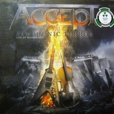 Виниловая пластинка Accept - Symphonic Terror - Live At Wacken 2017