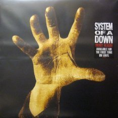 Виниловая пластинка System Of A Down - System Of A Down