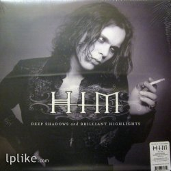 Виниловая пластинка HIM - Deep Shadows And Brilliant Highlights