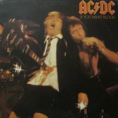 Виниловая пластинка AC/DC - If You Want Blood You've Got It
