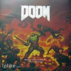 Виниловая пластинка Mick Gordon - Doom (Original Game Soundtrack)