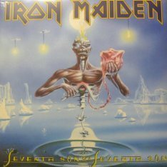 Виниловая пластинка Iron Maiden - Seventh Son Of A Seventh Son
