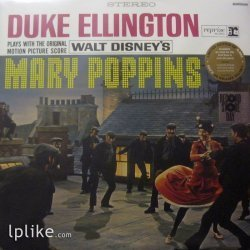 Виниловая пластинка Duke Ellington - Plays With The Original Motion Picture Score Mary Poppins