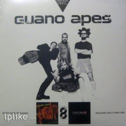Виниловая пластинка Guano Apes - Don't Give Me Names / Walking On A Thin Line