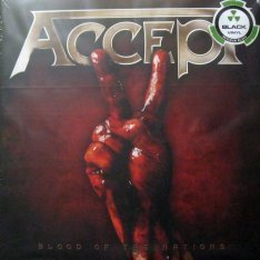 Виниловая пластинка Accept - Blood Of The Nations