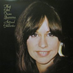 Виниловая пластинка Astrud Gilberto - That Girl From Ipanema
