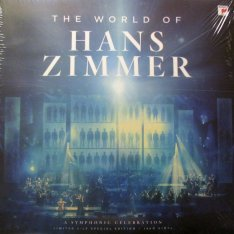 Виниловая пластинка Hans Zimmer - The World Of Hans Zimmer (A Symphonic Celebration)