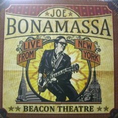 Виниловая пластинка Joe Bonamassa - Beacon Theatre - Live From New York