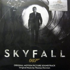 Виниловая пластинка Thomas Newman - Skyfall (Original Motion Picture Soundtrack)