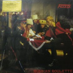 Виниловая пластинка Accept - Russian Roulette