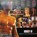 Виниловая пластинка Various - Rocky IV (Original Motion Picture Soundtrack)