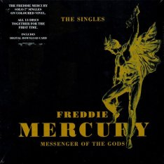Виниловая пластинка Freddie Mercury - Messenger Of The Gods (The Singles)