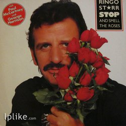 Виниловая пластинка Ringo Starr - Stop And Smell The Roses