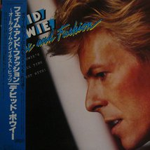 Виниловая пластинка David Bowie - Fame And Fashion (David Bowie's All Time Greatest Hits)