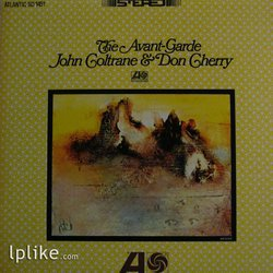 Виниловая пластинка John Coltrane & Don Cherry - The Avant-Garde