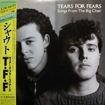 Виниловая пластинка Tears For Fears - Songs From The Big Chair