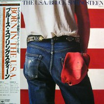 Виниловая пластинка Bruce Springsteen - Born In The U.S.A.