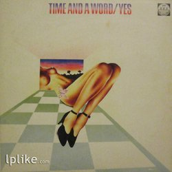 Виниловая пластинка Yes - Time And A Word